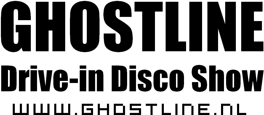 Logo Ghostline Drive-in Disco Show